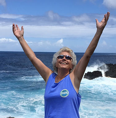 Joy in Hawaii Anna Bonas